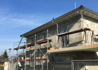 Neubau Projekt mit Doppelgarage in Gottmadingen