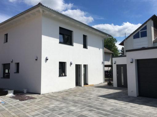 Gottmadingen: Neubau Einfamilienhaus mit Doppelgarage