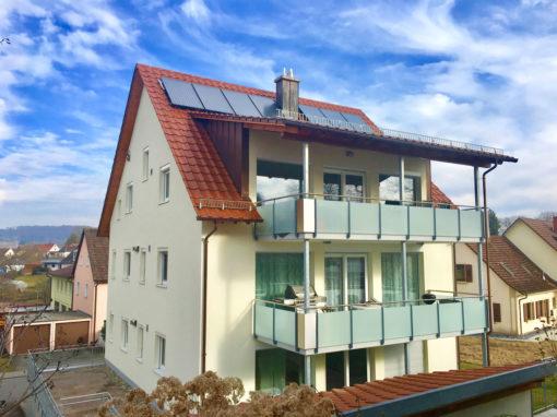 Gottmadingen: Neubau 3-Familienhaus