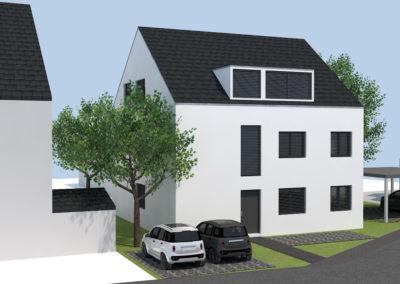 Arlen großes modernes 3 Familienhaus