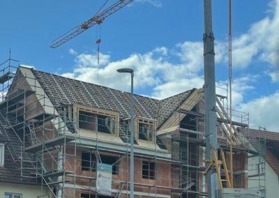Neubau-Projekt in Gottmadingen-Bietingen unverbaubaren Blick